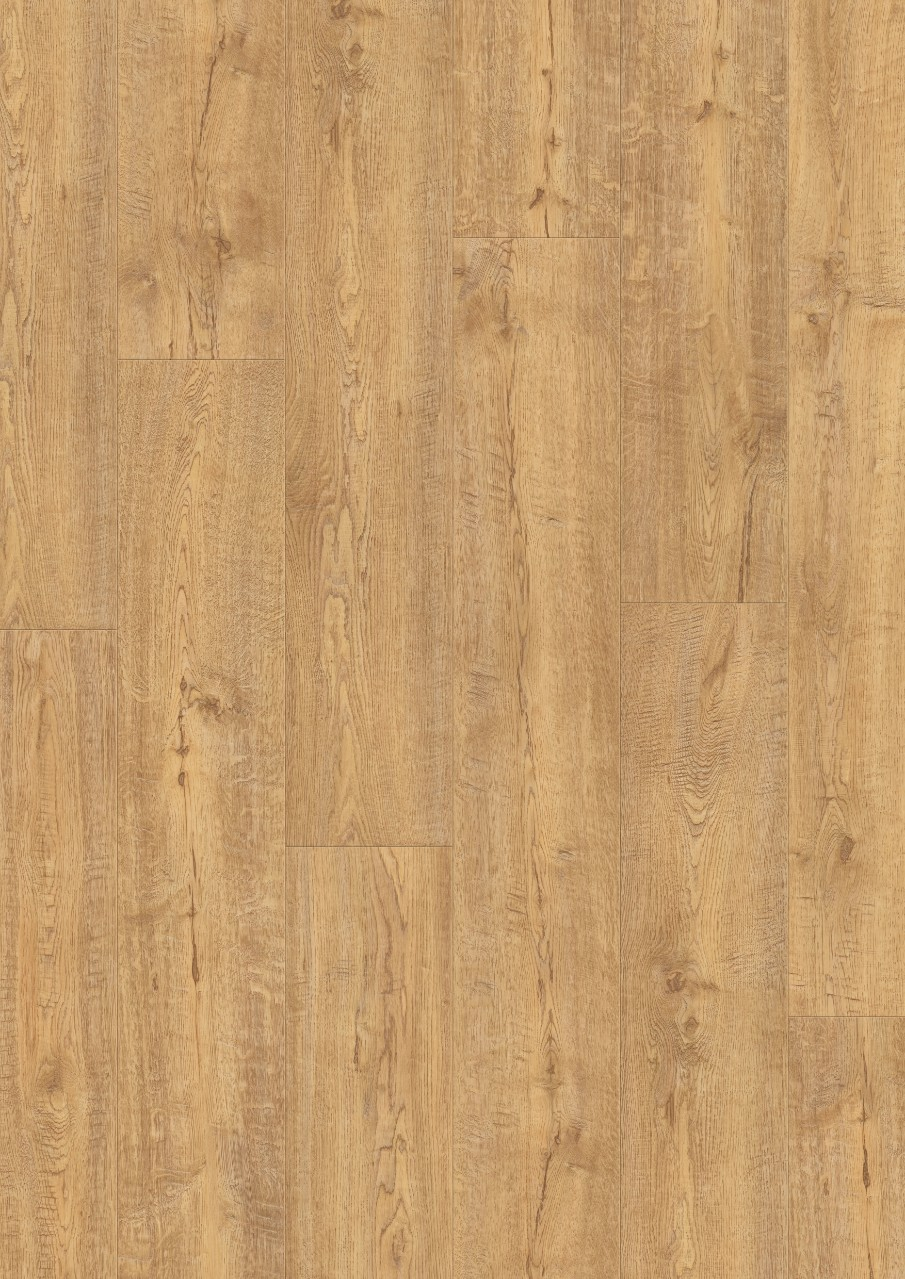Natural Modern Plank - Sensation Laminate Scraped Vintage Oak, plank L0331-03376