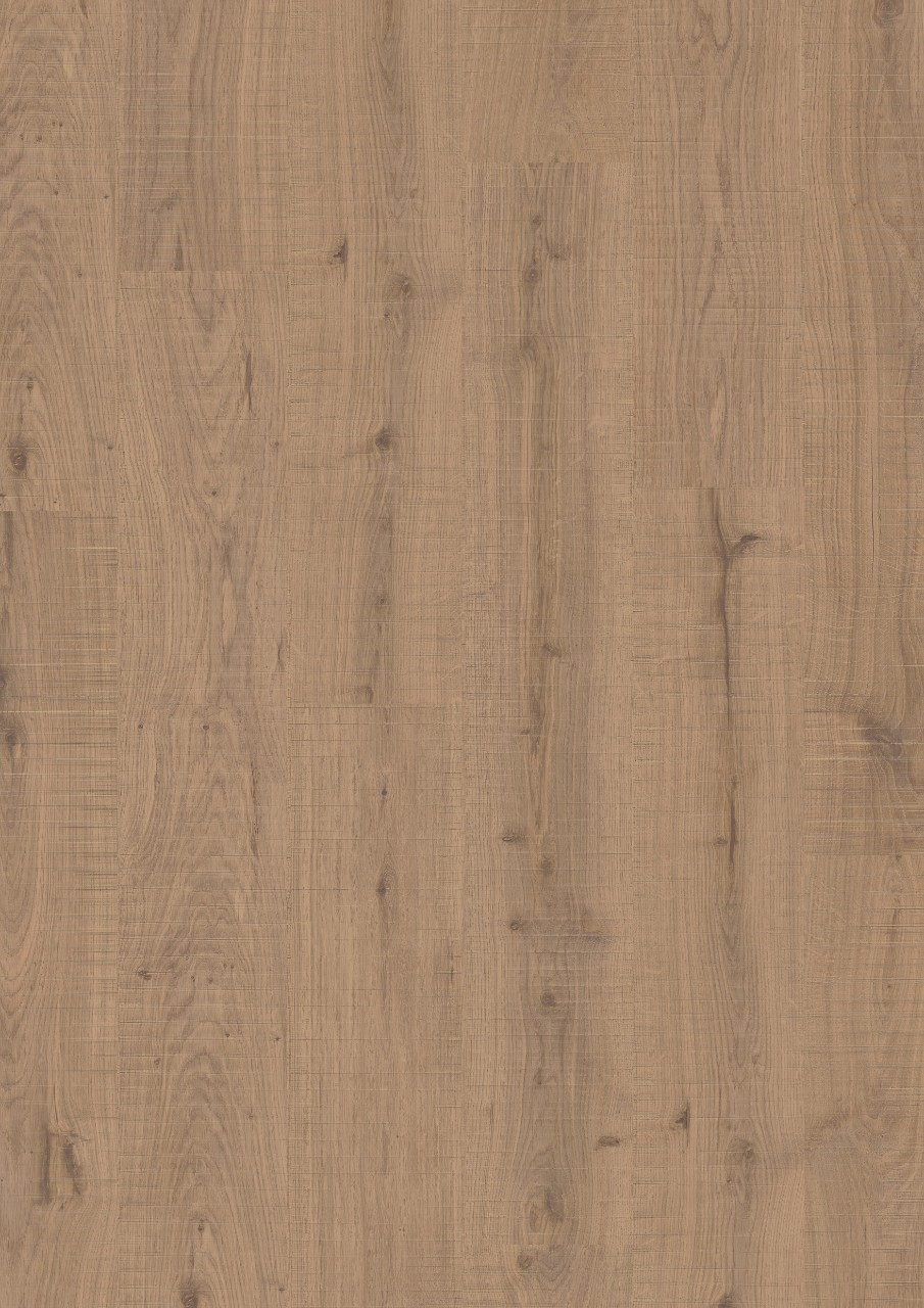 Natural Classic Plank LMP Laminate Natural Sawcut Oak, plank L0341-01809