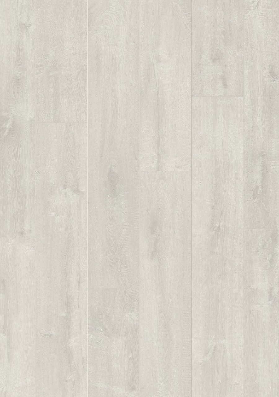 Light grey Classic plank Premium Click Vinyl Grey Gentle Oak V2107-40164
