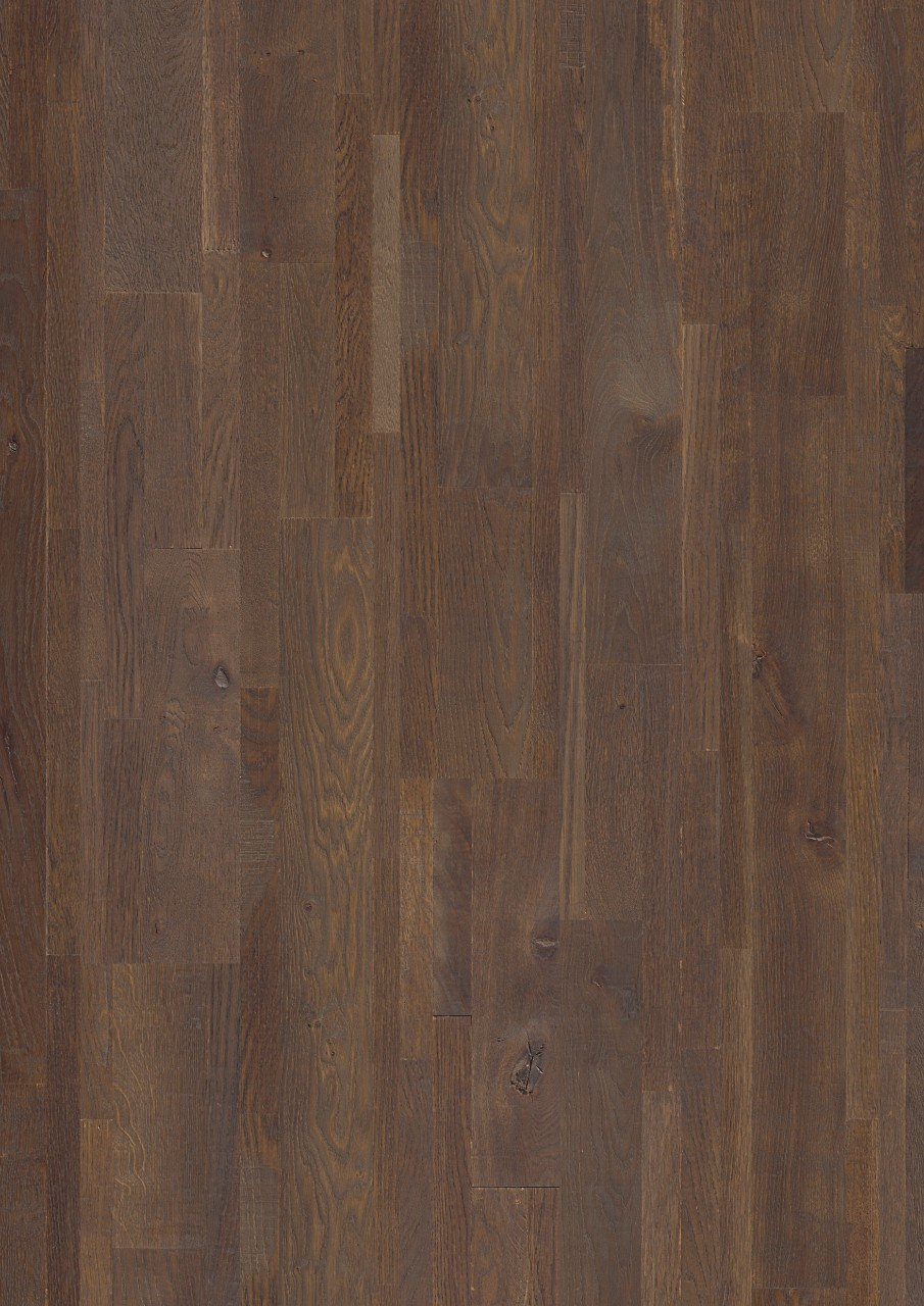Dark brown Jomfruland Parquet Coffee Oak, variation W2011-01632