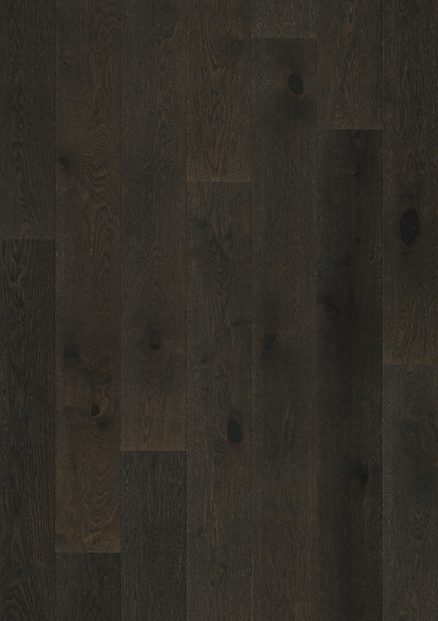 Mörkbrun Lofoten Parkett Dark Coffee Oak, plank W1216-03796-2