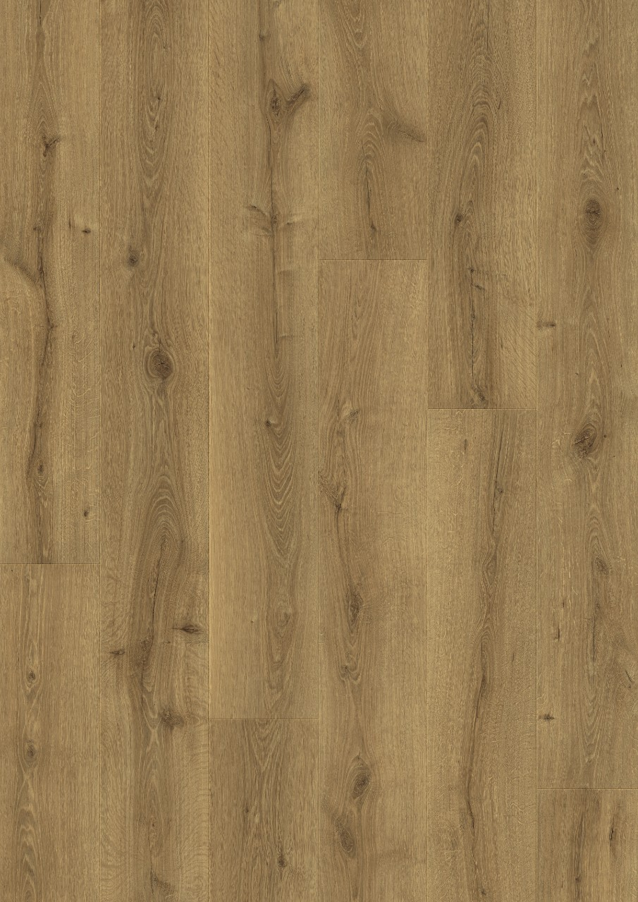 Natural Wide Long Plank - Sensation Laminate Chateau Oak, plank L0234-03589