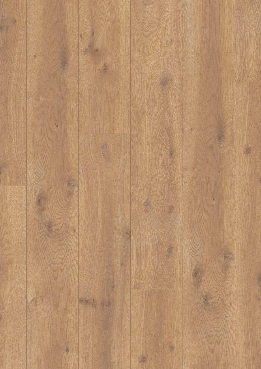 Natural Long Plank Laminate European Oak, plank L0223-01756