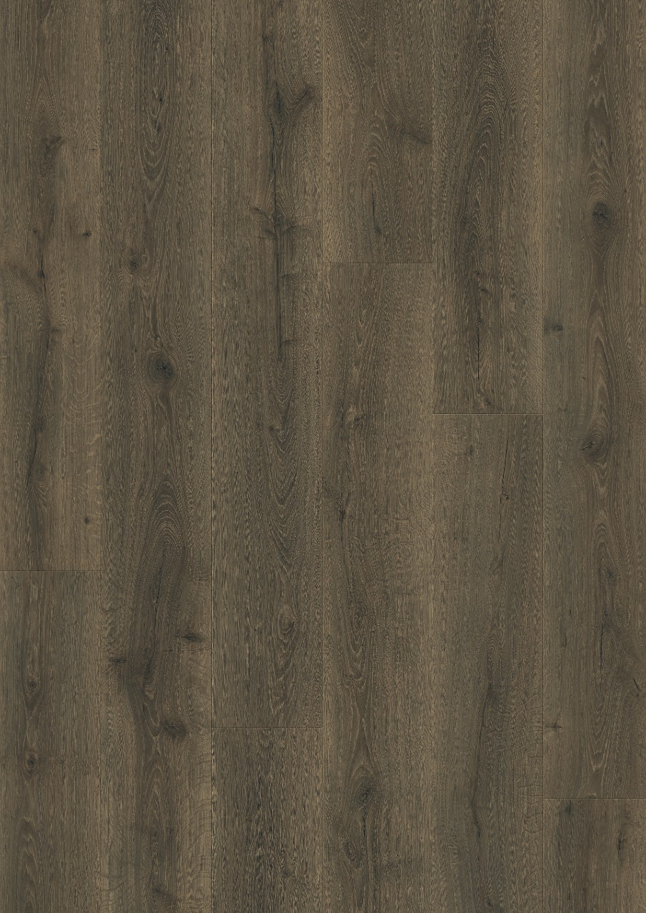Marrón oscuro Wide Long Plank - Sensation Laminados Roble Country, plancha L0334-03590