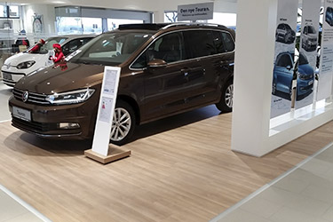 Volkswagen Showrooms (worldwide)