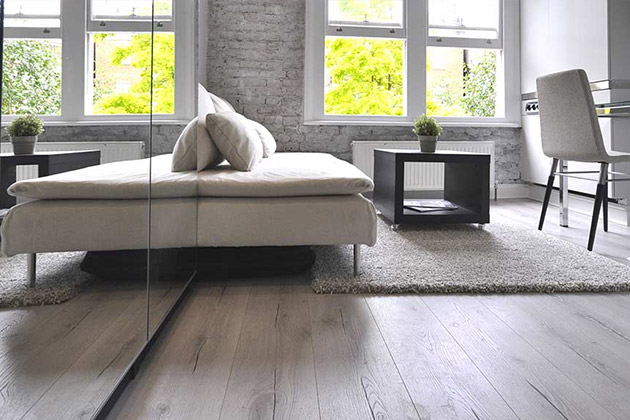 Pergo Flooring in Notting Hill Apartments