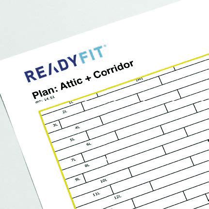 Plan Pergo ReadyFit