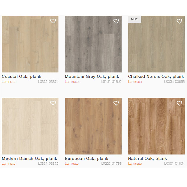 Free Commercial Flooring Samples Prorgo