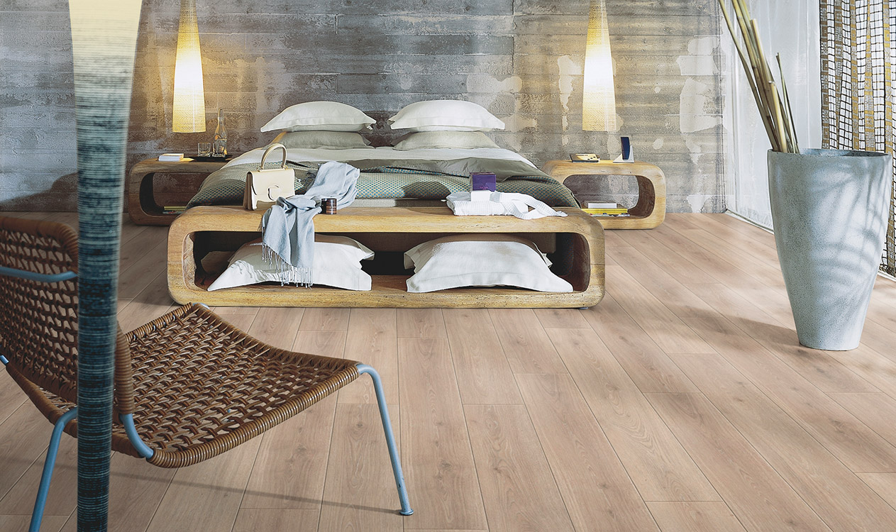 Different types of oak flooring