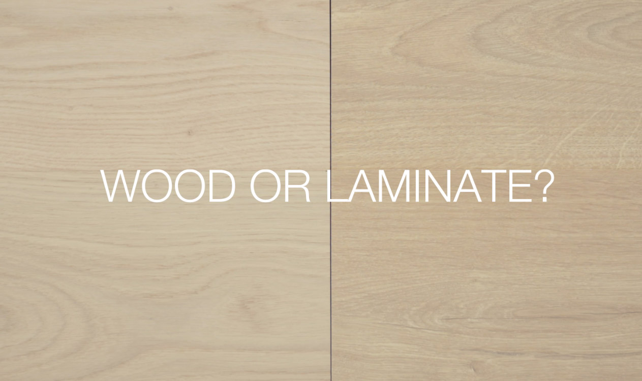laminate vs wood all you need to know. Black Bedroom Furniture Sets. Home Design Ideas