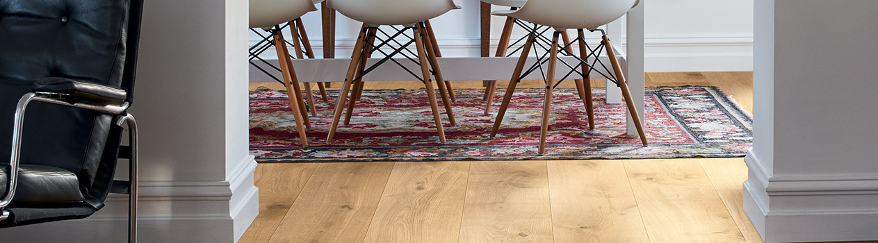 Oiling a wood floor – 5 things to keep in mind