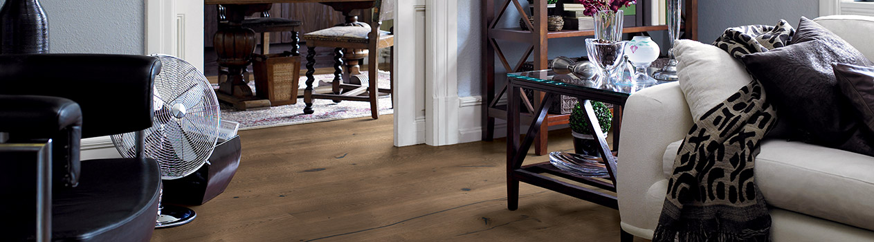 Solid wood flooring vs. engineered hardwood flooring