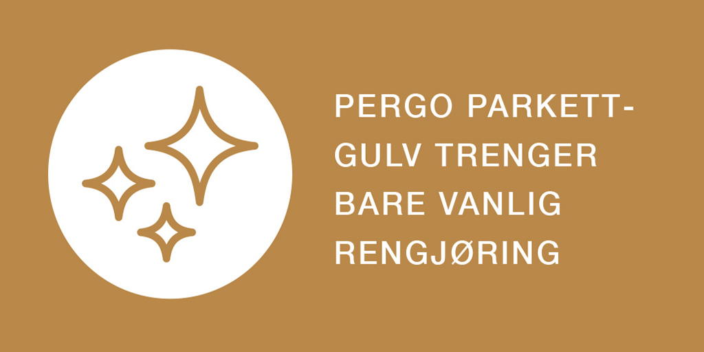 Pergo-infographic-pergo-parkettgulv-trenger-bare-vanig-rengjoring
