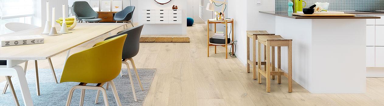 Pergo oak wood flooring