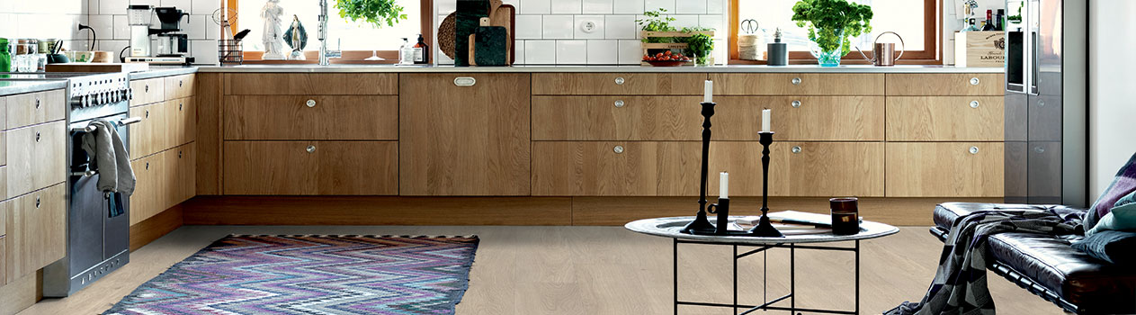 Why vinyl flooring is the perfect choice for your kitchen