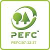PEFC-logotyp