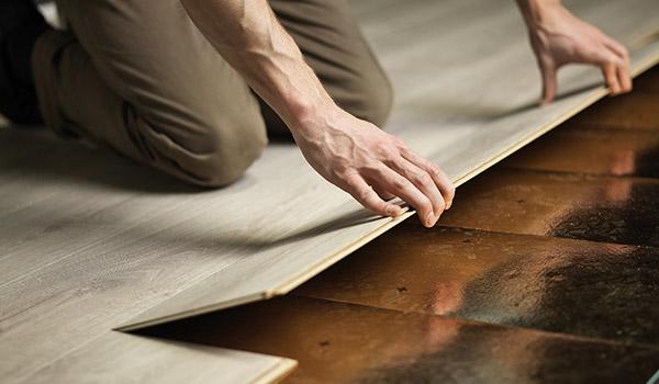 Lægge gulve
