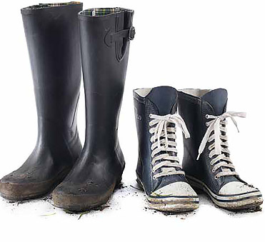 pergo-shoes-on-laminate-floor