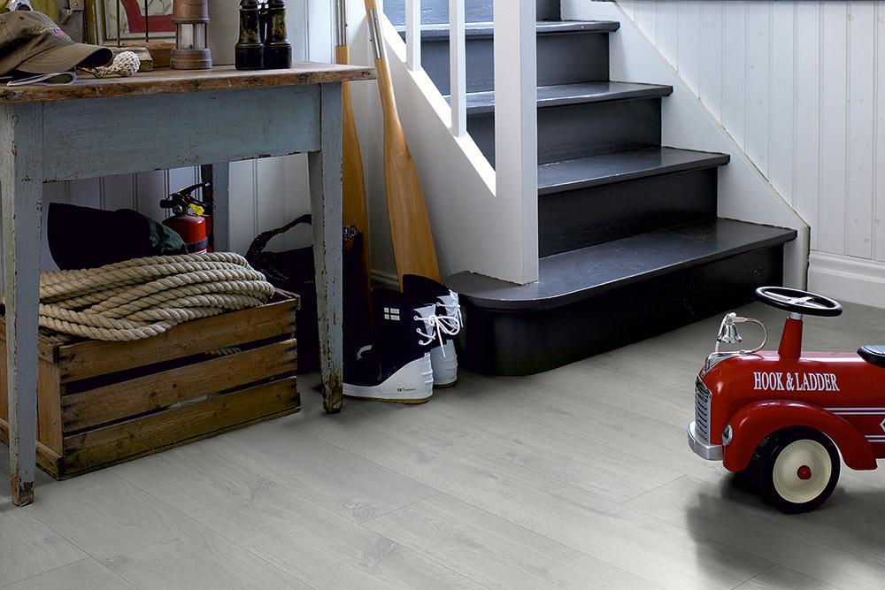 Konserwacja podłogi laminowane