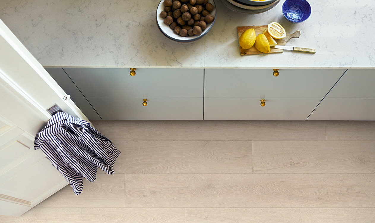 Plastic flooring – the ultimate kitchen flooring