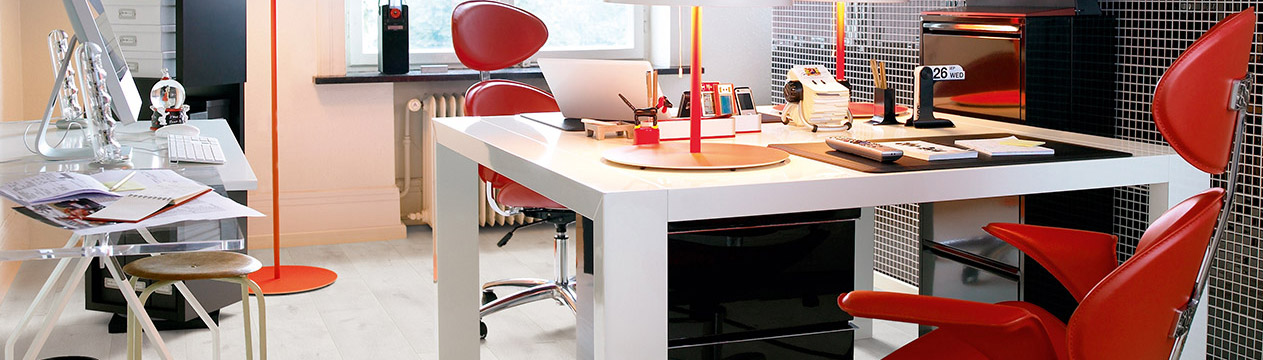 Choose the right floor for your home office