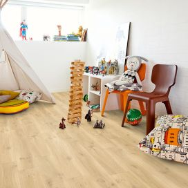 Is a cheap laminate floor as good as an expensive one?