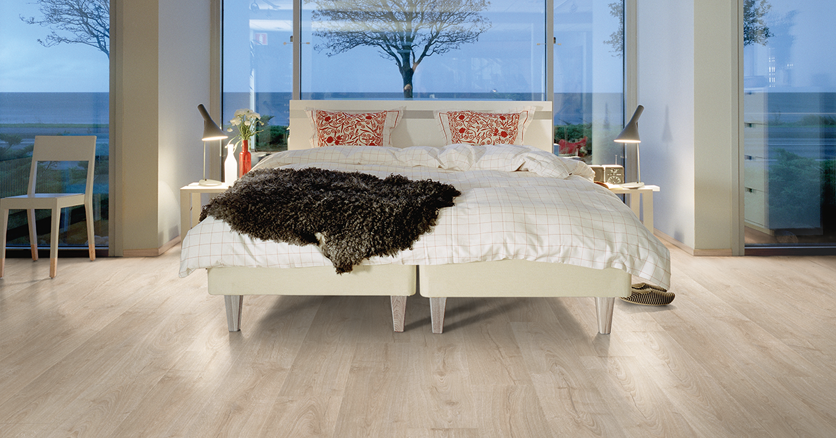 Right Floor For Your Bedroom | Pergo.co.uk