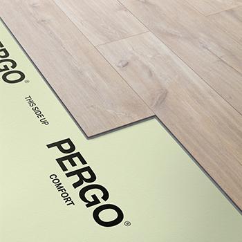 Ondervloeren voor pergo vinyl