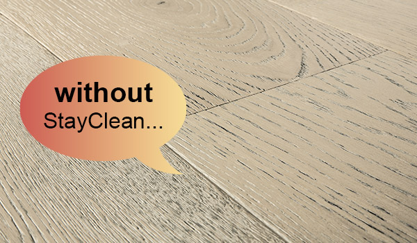 Pergo Wood met StayClean Technologie