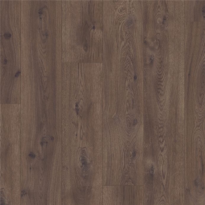 L0223 01754 Chocolate Oak Plank, Forest View Chocolate 8mm Laminate Flooring