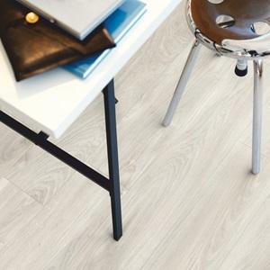Светло-серый Classic plank Optimum Click Винил Дуб Мягкий Серый V3107-40036
